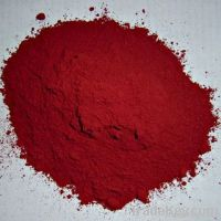 red Iron oxide pigment for paint