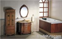 Hot selling antique bathroom cabinets