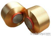 Polyester Fdy Gold, Tirlobal Brihgt, 75D-600D