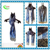 Synthetic scarves