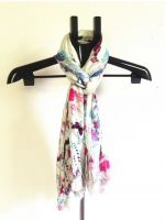 China scarves,printed polyester scarf,uk and usa design,atmosphere brand scarf,butterfly scarf in USA