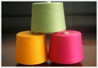 Dope Dyed Polyster Spun Yarn,30s/1
