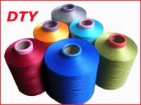 Dope Dyed Polyester Textured Yarn