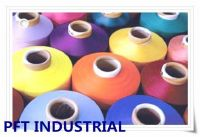 Dope Dyed Polyester Textured Yarn DTY300D