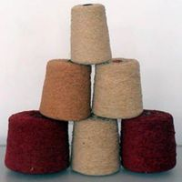100%Acrylic dyed coffee acrylic made chenille yarn for knitting weaving sweater factory