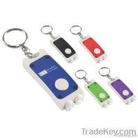Dual LED Key Chain Light, Mini torch, portable light