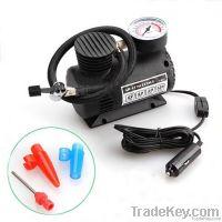 Portable Car Air Compressor, mini auto tire inflator