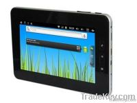 M7002A 7-inch Tablet PC, multi-touch capacitive screen Tablet PC