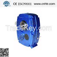 HXGF  series shaft mounted gear reducer