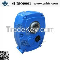 HXGF  series shaft mounted gear reducer