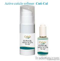 Active cuticle softener  Cuti-Cal