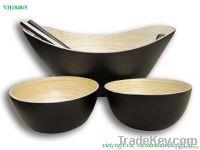 Spun Bamboo bowl