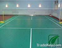 Professional PVC Badminton Floor/BWF Confirmed
