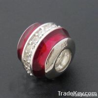 2012 fashion customize red beads