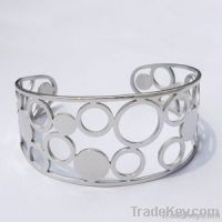 2012 fashion steel bangles