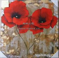 impressionist flower