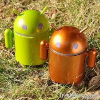 Superb!!! Best seller!!! Wonderful Android Robot Portable Mini Speaker