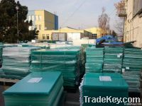 Recycled PMMA PLATE SHEET scrap
