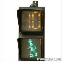 LED Pedestrian Countdown Signal Lamp