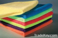 Microfiber Tricot Knitted Terry Towel
