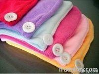 Microfiber Hair Turban (Hair Towel)