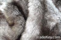 faux fox fur