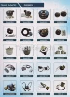 Lift parts, encoders