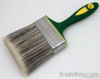 pure black bristle paint brush