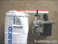 truck clutch servo booster