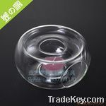 Heat-resistant glass teapot accessories