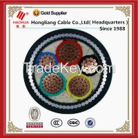 Low voltage 0.6/1kV swa electrical cable