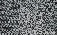 knit jacquard fabric