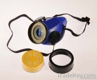 safety gas mask with CE EN 140