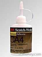 3M Scotch-Weld CA4 Instant Adhesive Clear 1oz