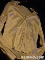 Silk Cotton Blouse