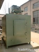 High efficient and best quality carbonization furnace