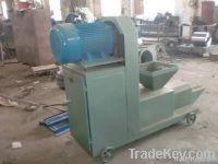 High efficient wood briquette machine