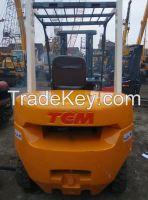 used tcm 3ton forklift for sale