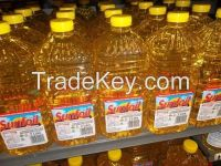 Refined/Crude Sunflower Oil