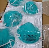 N95 1860/1860S, 1810 /3 Ply Respirator and Surgical Mask