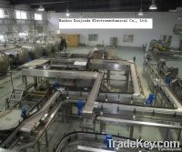 Fully Auto transmission assembly line Conveyor for cans and bottles