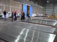 tantalum clad steel sheets / bars