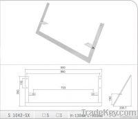 nice model stainless steel sofa base S1042-SX