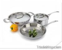 TRI PLY COOK WARE SET