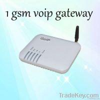 goip 1 / 1-channel gsm voip gateway
