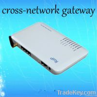 ROIP / cross-network gateway