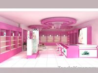 chain shop design