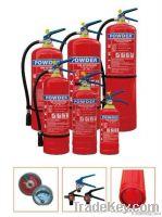 1 KG portable ABC powder fire extinguisher