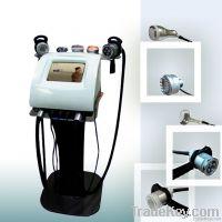 Portable 5 in 1 RF ultrasonic cavitation machine