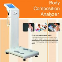Body Composition analyzer with thermal recorder-Hosmed